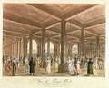 Arcade of the Palais Royal - (after) Garbizza, Angelo