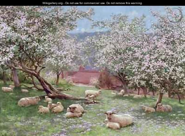 Appleblossom - William Biscombe Gardner
