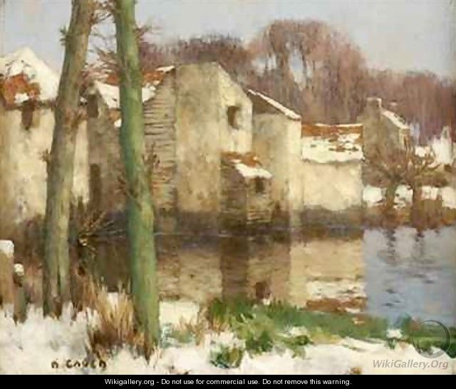Winter in Normandy 2 - David Gauld