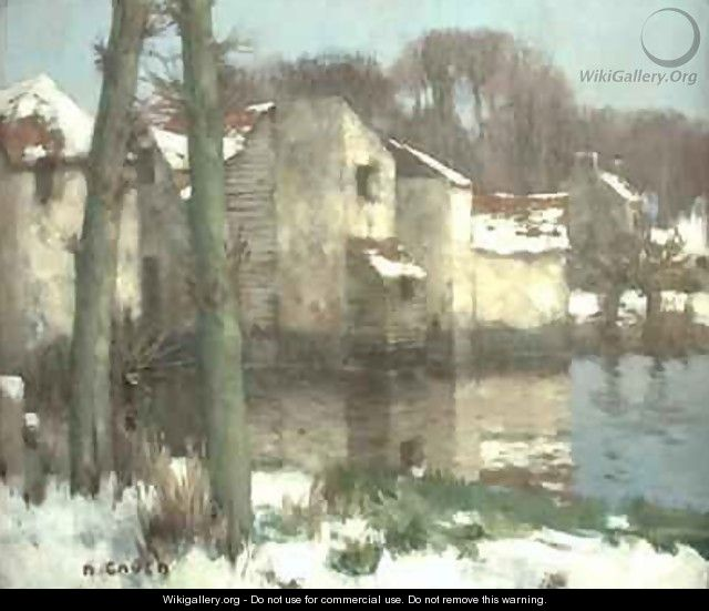 Winter in Normandy - David Gauld