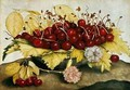 Cherries and Carnations - Giovanna Garzoni