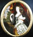 Portrait of Jane Needham 1646-1702 Mrs Myddleton - Henri Gascard
