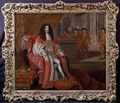 Charles II at Court - Henri Gascard