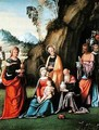 The Adoration of the Magi - Garofalo