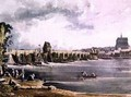 Pont de LArche from Views on the Seine - (after) Gendall, John