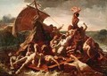Study for The Raft of the Medusa 2 - Theodore Gericault