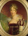 Portrait of Queen Marie Amelie of Bourbon 1782-1866 - Baron Francois Gerard