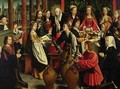 The Marriage Feast at Cana - Gerard David