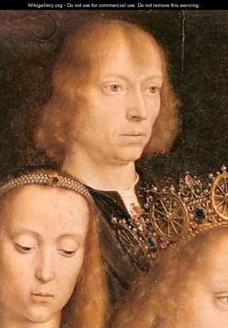 Self Portrait - Gerard David