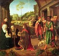 Adoration of the Magi 2 - Gerard David