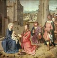 Adoration of the Kings - Gerard David