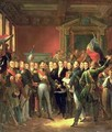 The Reading of the Declaration of Deputies - Baron Francois Gerard