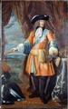 King James II 1633-1701 - Benedetto Gennari