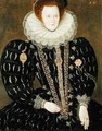 Portrait of Lady Elizabeth Knightley - Marcus The Younger Gheeraerts