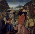 The Adoration of the Magi - Davide & Domenico Ghirlandaio