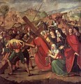 The Procession to Calvary - Ridolfo Ghirlandaio