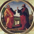 St Peter and St Paul - Ridolfo Ghirlandaio