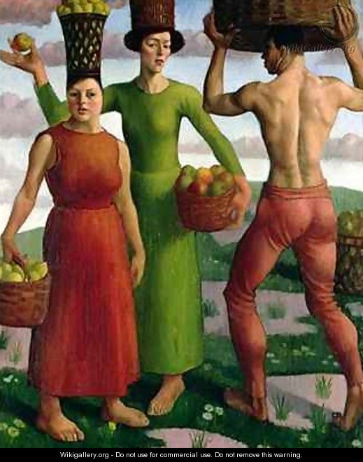 The Fruit Sorters - Mark Gertler