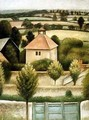 The Pigeon House - Mark Gertler