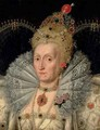 Queen Elizabeth I 2 - Marcus The Younger Gheeraerts