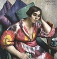 The Bokhara Coat - Mark Gertler
