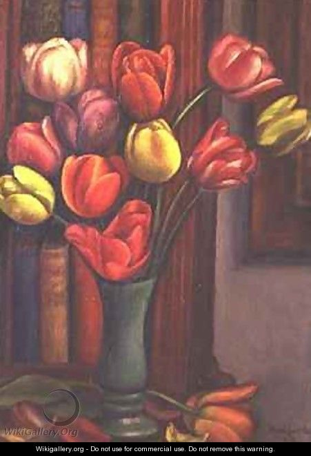 Tulips - Mark Gertler