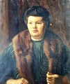 The Artists Mother - Mark Gertler