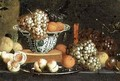 Still Life of Fruit - Jan Pauwel Gillemans The Elder