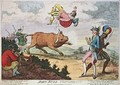 John Bull Triumphant 3 - James Gillray