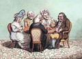 A Decent Story - James Gillray