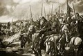 The Morning of the Battle of Agincourt - Sir John Gilbert