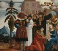 The Adoration of the Magi - Melchior Feselen