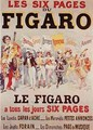 Advertisement for Le Figaro - Harry Finney