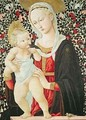 Madonna of the Roses - Pier Francesco Fiorentino