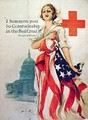 I Summon You To Comradeship in the Red Cross - Harrison Fisher
