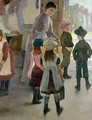 School is Out - Elizabeth Stanhope Forbes