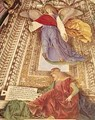 Amos and the Angel holding the pincers of the Passion from the Sacristry of St Mark - Melozzo da Forli