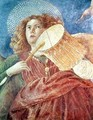 Musical Angel with Drum - Melozzo da Forli