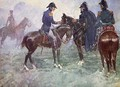 Not till after the battle did Blucher and Wellington meet - A.S. Forrest