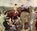 The Horse Race - Jean-Louis Forain