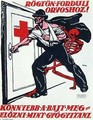 Poster on Safety at Work -  Foldes