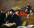 Court Audience - Jean-Louis Forain