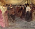 The Music Hall - Jean-Louis Forain