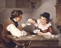 Playing cards - Wilhelm W. Flockenhaus