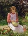 Shelling Peas - William Banks Fortescue