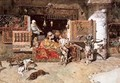 The Tapestry Merchant - Mariano Fortuny y Marsal