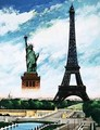 Who built the Eiffel Tower Alexandre Gustave Eiffel - Henry Charles Fox