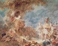 Rinaldo in the Gardens of Armida 2 - Jean-Honore Fragonard