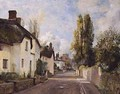 Village Street Scene - Charles James Fox