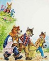 Brer Rabbit 14 - Henry Charles Fox